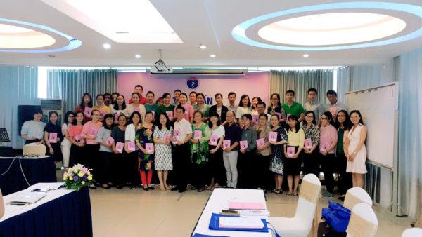 Công ty CP Việt Mông Cổ đồng hành cùng Bộ Y tế chăm sóc sức khỏe bà mẹ và trẻ em