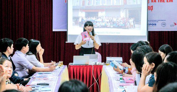Câu chuyện về nữ doanh nhân đam mê công tác xã hội