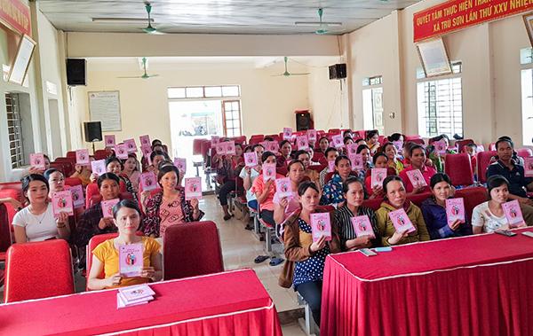 Đến nay có 53 tỉnh tại Việt Nam đang triển khai sử dụng Sổ
