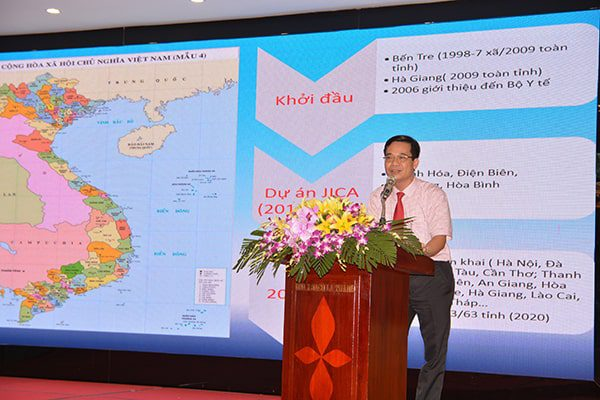 Phó Vụ Trưởng Vụ Sức Khỏe Bà Mẹ Và Trẻ Em (Bộ Y Tế) TS.Trần Đăng Khoa
