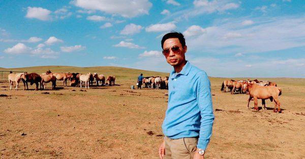Dược phẩm VIMOS – Khảo sát nguồn nguyên liệu tại đất nước Mông Cổ