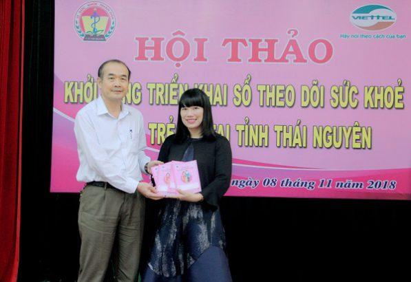 VIMOS đã tài trợ hàng nghìn cuốn Sổ hồng cho trẻ em ở các tỉnh